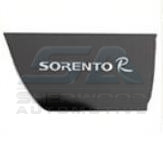 2010 + Sorento R XM LED Interior Door Handle Shell Insert Set