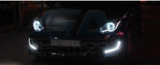 2011 + Elantra MD LED DRL CCFL Headlight Set 2pc