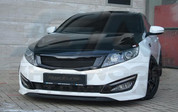 2011 + Optima K5 Road Runs Grill