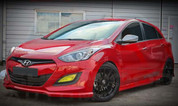 2012+ i30 Sequence Full Body Kit