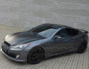 Genesis Coupe Road Runs Front Bumper Valance