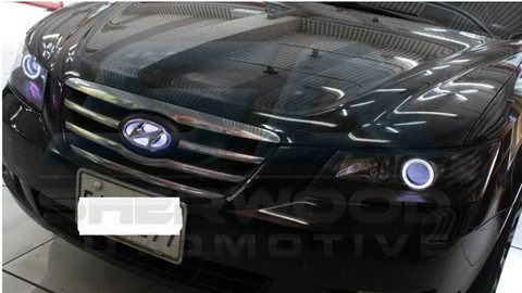 Nf Sonata Illuminated Led Headlight Halo Angel Eye Rings