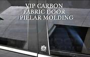 09+ NF Sonata Carbon Fibric VIP Door Pillar Post Set 6pc