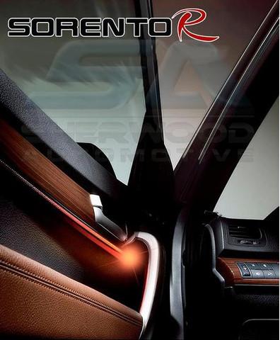 2010+ Sorento R XM LED Door Panel Set 4pc