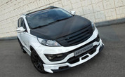 2011+ Sportage R NEFD Front Bumper Valance Attachment Lip