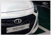 2012+ i30 Brenthon Badge Set 7pc