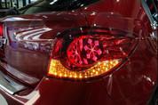 Chevy / Holden Cruze 5 Door LED Taillight Module Set