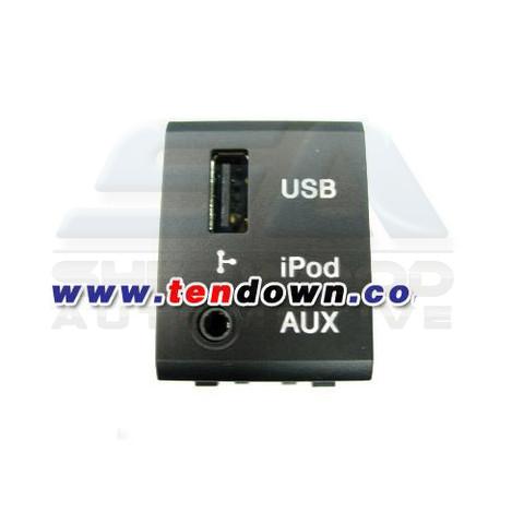2007-2009 Santa Fe USB/Aux Port