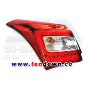 2012+ i30 LED Taillights Set 4pc