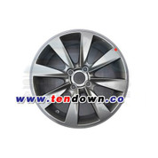"2012+ Accent 16"" Silver Alloy Wheel"