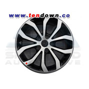"2011+ Elantra MD Premium 17"" Alloy Wheel"