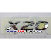 "2010+ Tucson IX ""X20"" Chrome Emblem"