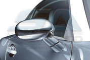 Crossfire Chrome Side Mirror Covers