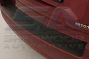 Dodge Caliber Rear Step Protection decal bumper protector film