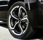 "Jeep Compass Compass 19"" x 8.5"" Alloy Wheels - Design Hanzo"