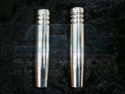 Chrysler Crossfire Polished Door Lock Pins 2pc