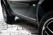 Dodge Nitro Chrome Door Guards