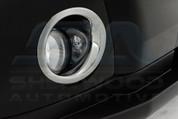 Dodge Nitro Chrome Fog Light Trim