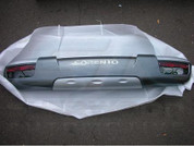 2003-2006 Sorento Rear Bumper Guard w/Lights