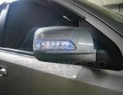 2003-2006 Sorento LED Side Mirrors 2pc.
