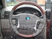 07-09 Sorento KDM Steering Wheel Plate w/ Airbag