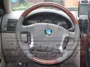03-06 Sorento KDM Steering Wheel Plate w/ Airbag