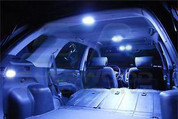 2012+ Chevy Captiva Sport LED Interior Modules
