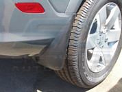 2012+ Chevy Captiva Sport Molded Mud Kit