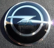 2012+ Chevy Captiva Sport Steering Wheel Emblem