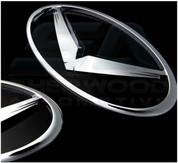 """2013+ Subaru WRX """"WING V"""" Emblem Badge Set Grill Trunk Wheel Cap"""
