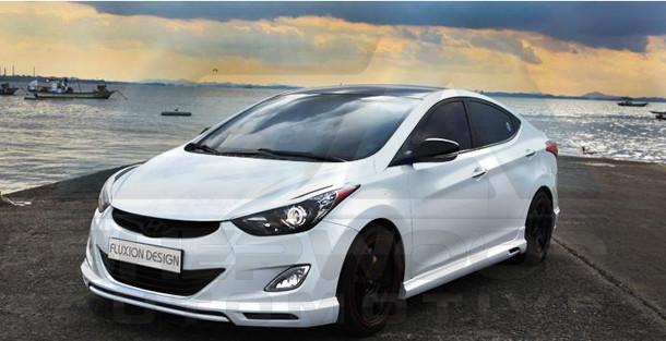 2011 elantra md fnb body kit korean auto imports. Black Bedroom Furniture Sets. Home Design Ideas