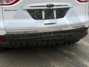 2013 Ford Escape CHROME Rear Deck Trim