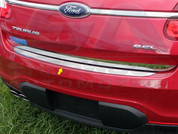 2010+ Ford Taurus Rear Bumper Cover