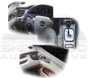 05-10 Sportage Carbon Interior Dash Molding Kit