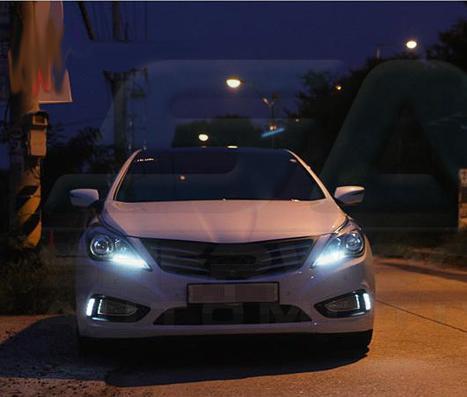 2012 Azera Hg 5g 2 Way Led Headlight Turn Signal Module