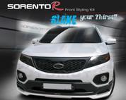 2010+ Sorento Ixion Front Bumper Valance Lip Attachment