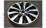 "18"" OE 2-Tone Alloy Wheel Rim"