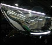2006-2010 NF Sonata Illuminated LED Healight Eyelid Set 2pc