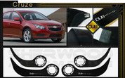 Chevy Cruze DUB Edition Interior Door Cover Protector Set