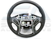 2011+ Accent Genuine Heated Steering Wheel w/ Controls