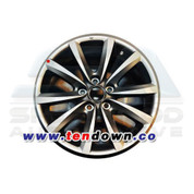 "i40 17"" Alloy Wheel"