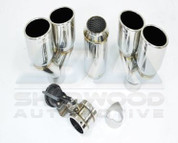 7ism Universal S.V.E Dual Tip Add-on Kit