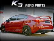 2014+ Forte K3 Spec-GT Sequence Rear Wing Spoiler