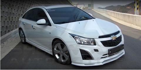 Chevy Cruze Luxgen Body Kit Korean Auto Imports