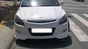i30 / Elantra Touring Luxgen Front Bumper Valance Lip Attachment