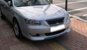2006-2008 NF Sonata Luxgen Front Bumper Valance Lip Attachment