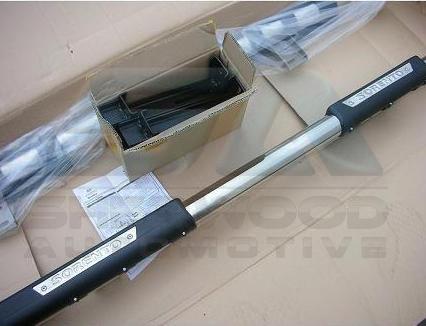 2003-2006 kia Sorento Premium Stainless Steel Side Bars 2002 2004 2005 Sorento nerf bars side steps running boards