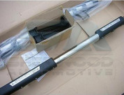 2003-2006 kia Sorento Premium Stainless Steel Side Bars 2002 2004 2005 Sorento nerf bars side steps running boards