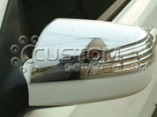 Sorento Chrome Mirror Covers (LED version)