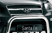 2007+ Santa Fe SS Grill 2pc
